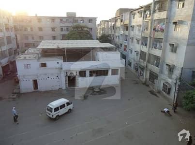 Al-Naseer Square Sharifabad 3rd Floor Flat For Sale