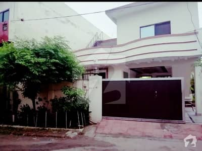 1 Kanal House For Sale In New Lalazar