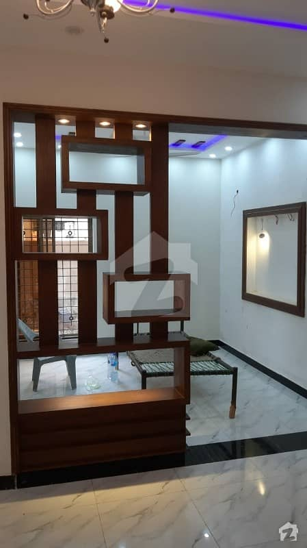 5 Marla Brand New Luxury Double Storey House For Sale Block Aa In Canal Gardens Lahore