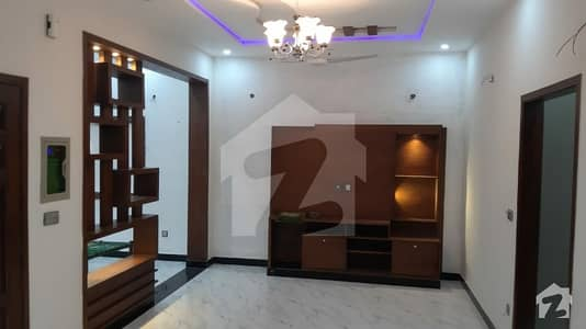 5 Marla Brand New Luxury Double Story House For Sale Block Aa In Canal Gardens Lahore