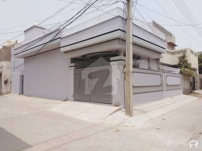 7 Marla Corner Double Story House For Sale Making Hot