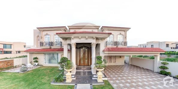 2 Kanal Brand New Fully Furnished Bungalow For Sale Xx Block Phase 3 Dha Lahore