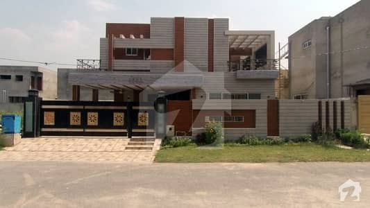 1 Kanal Brand New House Is Available For Sale In Eden City Block B Lahore