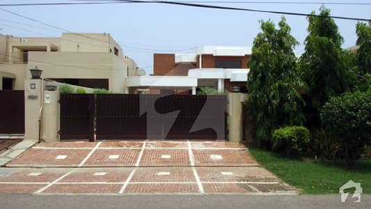 2 Kanal House Is Available For Sale In DHA Phase 3 Block W Lahore