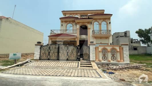10 Marla House Is Available For Sale In Central Park Block G Lahore