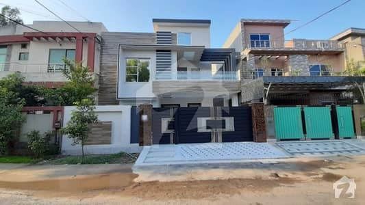 10 Marla House Is Available For Sale In Pak Arab Housing Society Lahore
