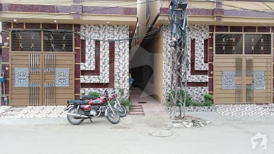 3 Marla Brand New House Is Available For Sale In Samanabad Lahore