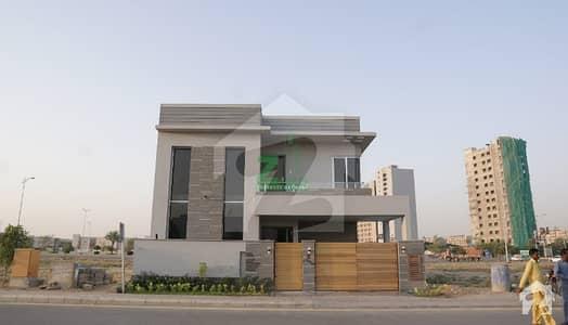 5 Beds 250 Yards Villa On Easy Instalment Bahria Town Karachi