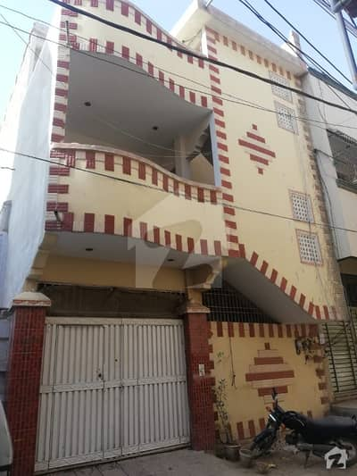 House No R209  120 Sq Yard Ground2 For Sale