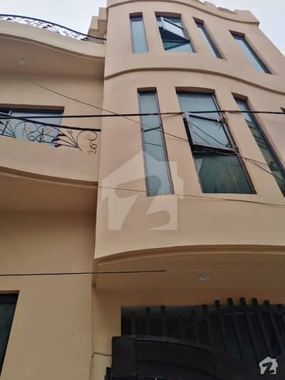 4 Marla Double Storey House For Sale In Nadirabad Hot Location