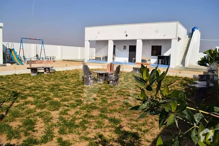 المهدئیا سٹی سُپر ہائی وے کراچی میں 3 کمروں کا 2 کنال مکان 1 کروڑ میں برائے فروخت۔