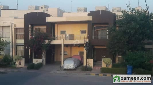 Bahria Town Beautiful European style Double Storey House