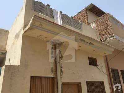 ڈی جی خان روڈ مظفر گڑہ میں 4 کمروں کا 3 مرلہ مکان 40 لاکھ میں برائے فروخت۔