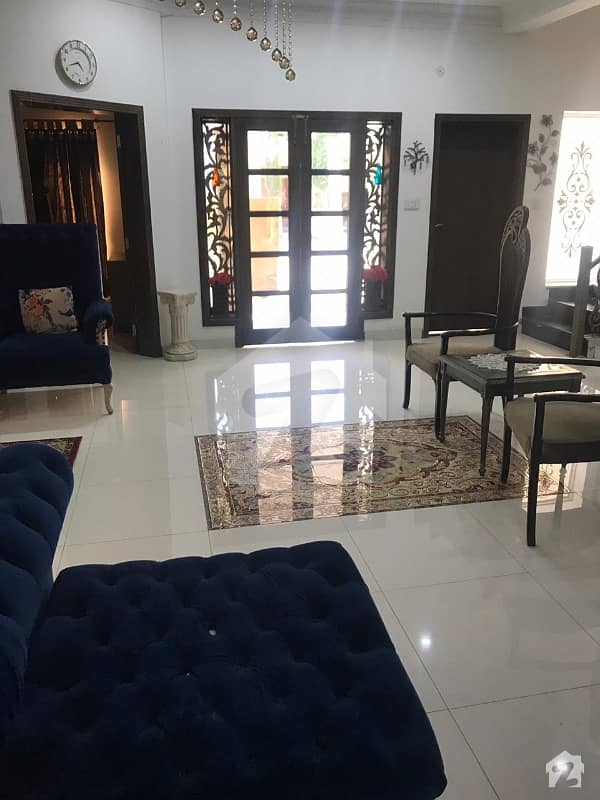 Beautiful Furnished House Is Available For Sale
