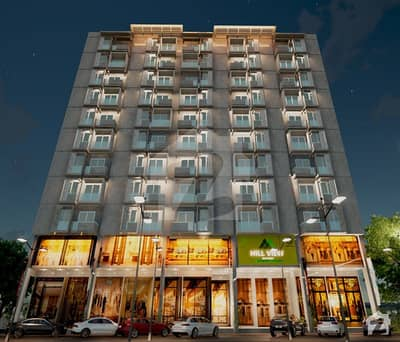 On Instalment Fresh Booking in3 Bedrooms Apartment in Bahria Town Karachi