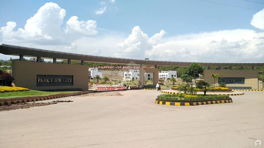 3.5 Marla Plot File Launched K Block Park View City Islamabad