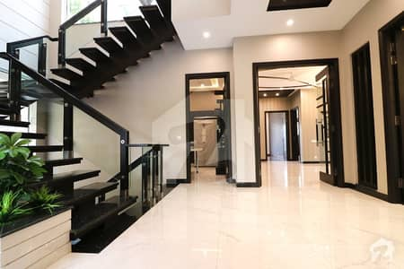 Home Estate  Builders Offer Corner Owner Build 20 Marla On 70 Road Slightly Used Full Basement With Swimming Pool Available In Dha Phase 6 Lahore