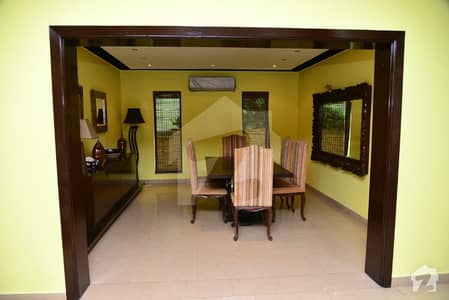 Fully Furnished Villa Is Available For Rent
