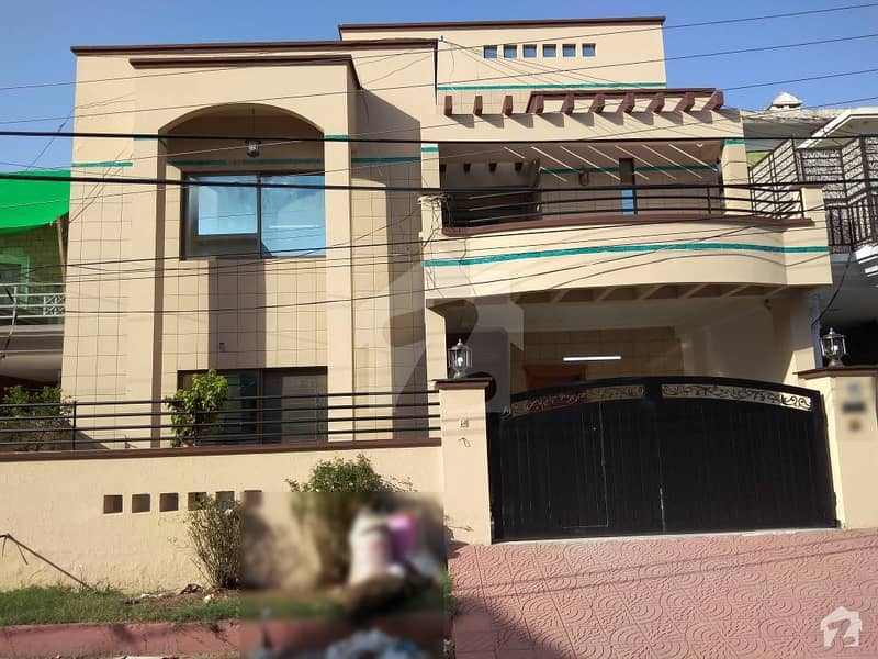 Double Unit House Is Available For Sale In Chakala Scheme 3