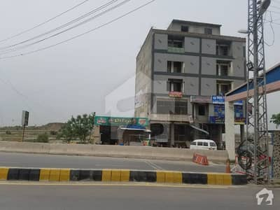 4 Marla Commercial Plot For Sale In Jinnah Garden