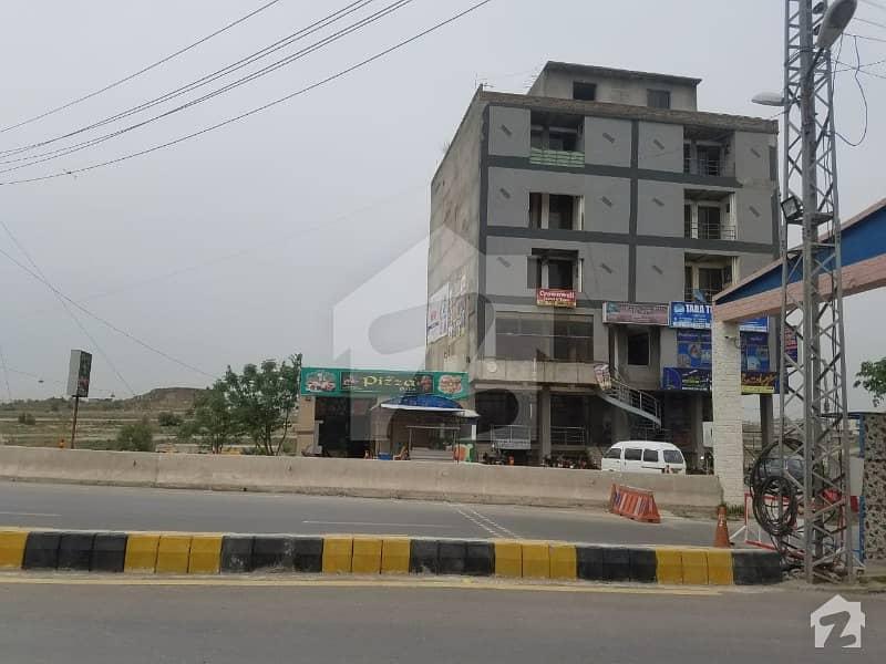 جناح گارڈنز فیز 1 جناح گارڈنز ایف ای سی ایچ ایس اسلام آباد میں 4 مرلہ کمرشل پلاٹ 1.6 کروڑ میں برائے فروخت۔