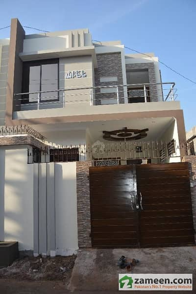Beautiful Double Storey House Is Available For Sale