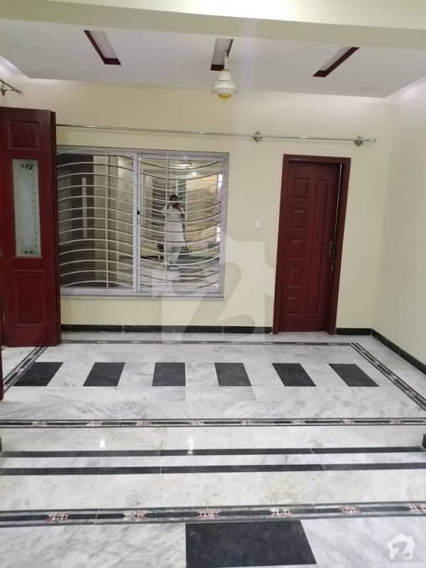 12 Marla Beautiful Portion For Rent In G-15