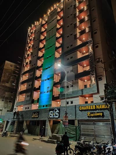Flat Available For Sale In Gareeb Nawaz Residency