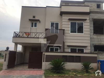 Ali Block 5 Marla House For Sale Back Open Brand New Bahria Town Phase 8 Rawalpindi