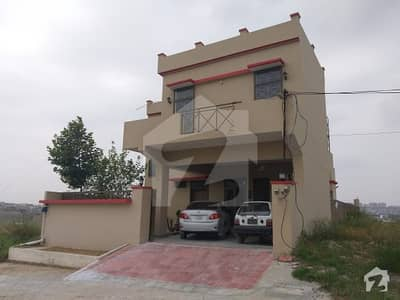 10 Marla Brand New House For Sale Height Location