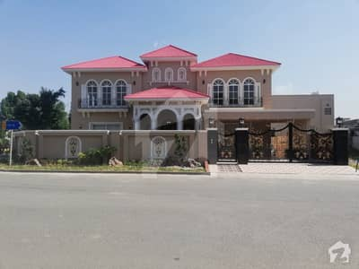 1 Kanal Corner Brand New House Is Available For Sale In Citi Housing Phase 2 Block D Gujranwala