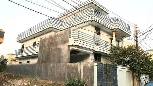 10 Marla Beautiful Designer House for Sale in Hayatabad Phase 6