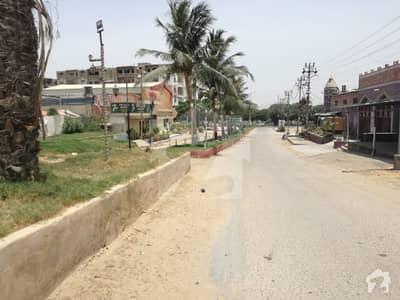 گلستانِِ جوہر ۔ بلاک اے 1 گلستانِ جوہر کراچی میں 2.4 کنال رہائشی پلاٹ 15 کروڑ میں برائے فروخت۔