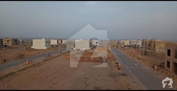بحریہ ٹاؤن - پریسنٹ 37 بحریہ اسپورٹس سٹی بحریہ ٹاؤن کراچی کراچی میں 1 کنال رہائشی پلاٹ 50 لاکھ میں برائے فروخت۔