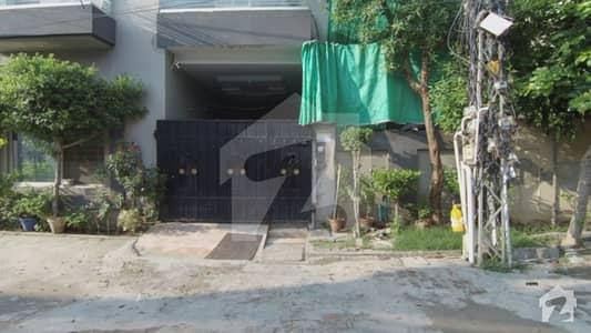 House For Sale In  Ali Park Eisa Khan Street Maharabad Lahore Cantt