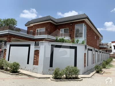 21 Marla Plus Corner House For Sale