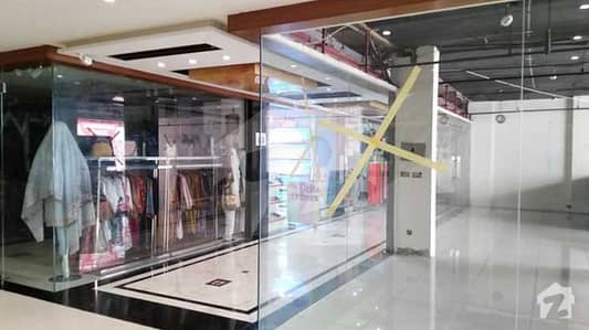 2nd Floor Shop Is Available For Sale In Bahria Town - Sector C Jamisne Mall Lahore