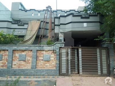 Beautuful 4 Rooms Double Storey House Is Available For Rent In Kehkashan Colony