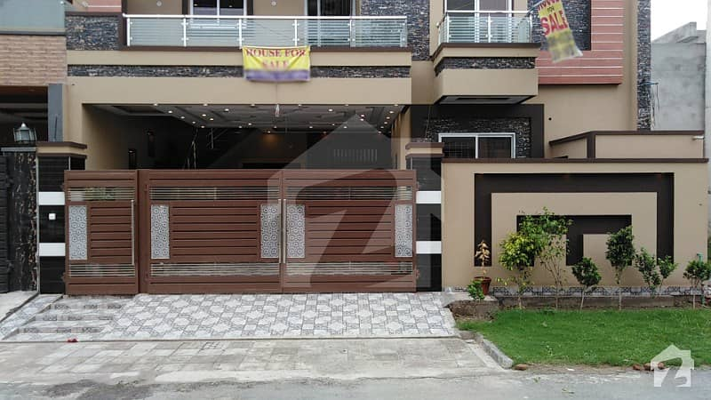 8 Marla Brand New House Is Available For Sale In Al Rehman Garden Phase 2 Block B Lahore