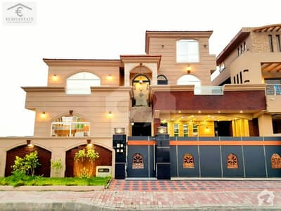 Luxury 8 Bed Triple Unit House For Sale In Bahria Town