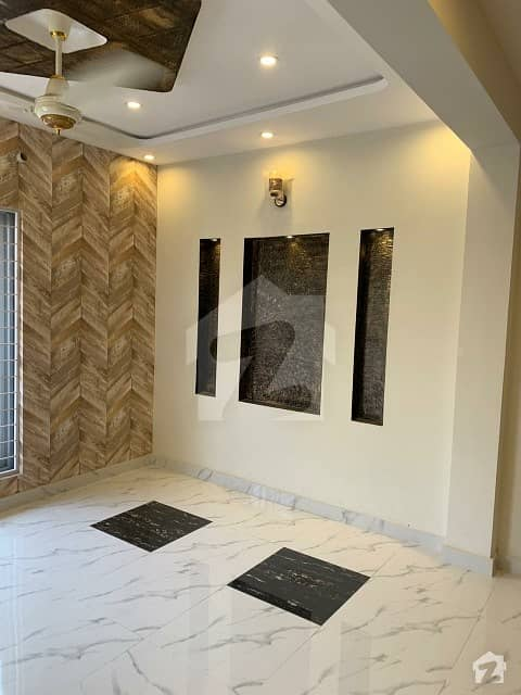05 Marla Brand New Luxury Double Storey House For Sale Block A Canal Gardens Lahore