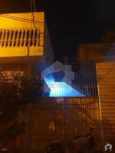120 Sq Yd Single Storey House For Sale Gulshan-e-Shameem
