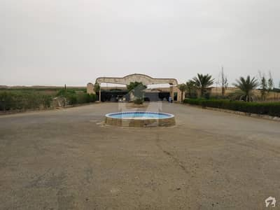 Gohar E Nayab Farm Houses For Sale Project On Gadap Road Near Baqai University And Hospital