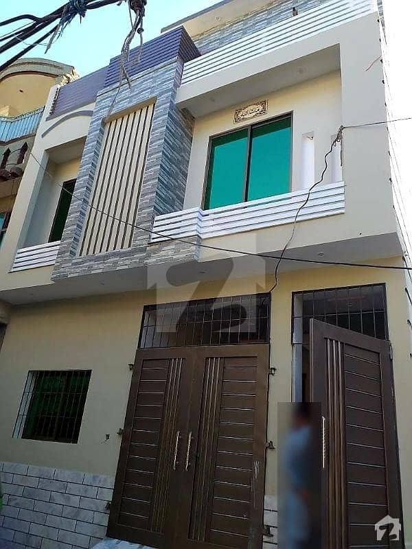 ورسک روڈ پشاور میں 6 کمروں کا 3 مرلہ مکان 78 لاکھ میں برائے فروخت۔