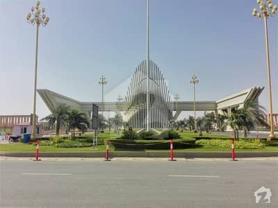 500 Sq Yards Residential Plot For Sale In Bahria Town Precinct 17
