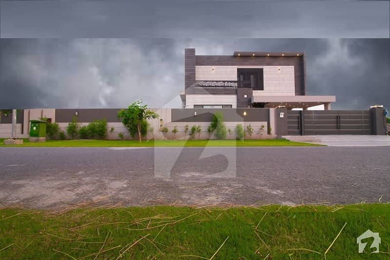 2 Kanal Brand New Mazhar Munir Design Luxury Bungalow Available For Sale