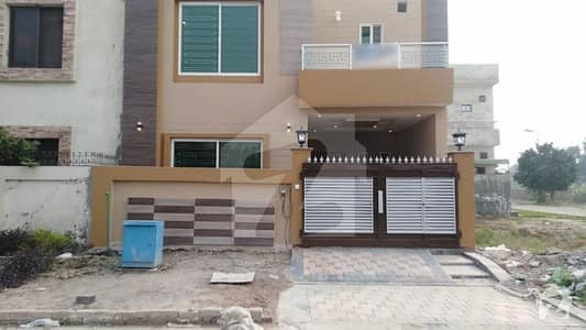 5 Marla Double Storey Brand New House For Sale In A Block Of Khayaban E Amin Lahore