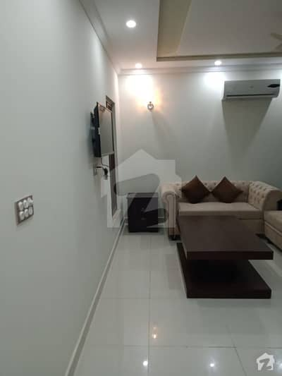 Luxury 1 Bed Fully Furnished Apartment For Rent Bahria Town Lahore