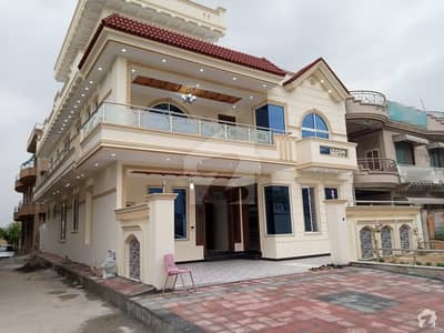 35x70 10 Marla Brand New First Entry Corner House For Sale In G-13/1
