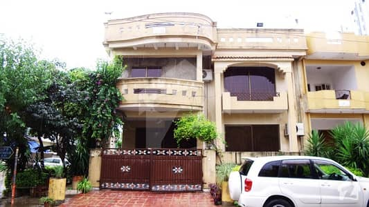 Imagine Come Home To This Gorgeous Newly Constructed 7 Bedrooms Corner House Located In E-11/4 Islamabad